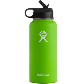 Hydro Flask Wide Mouth Straw Bottle 32oz (946ml) Kiwi